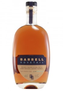 Barrell Bourbon Dovetail Cask Strength American Whiskey