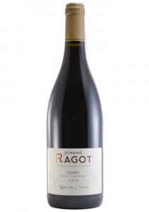 Domaine Ragot 2016 Givry 1er Cru Clos Jus Burgundy
