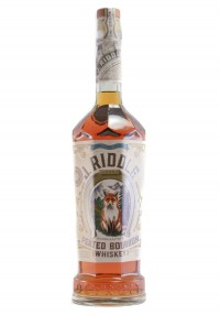 Two James Distilling Co. J. Riddle Peated Bourbon Whiskey