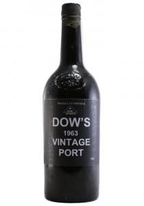 Dow's 1963 Vintage Porto