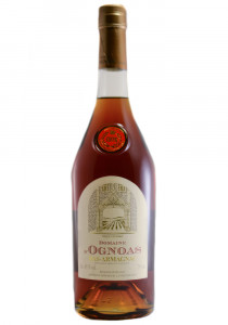 Domaine D'Ognoas 1976 Bas Armagnac