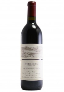 White Rock Vineyards 2014 Cabernet Sauvignon