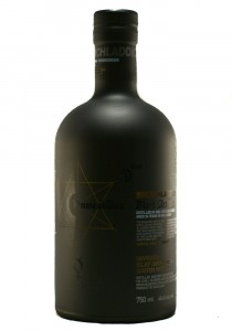 Bruichladdich Black Art 1990 Single Malt Scotch Whisky