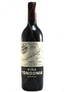 Lopez de Heredia 1980 Reserva Vina Tondonia
