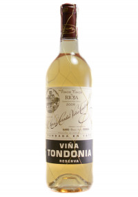 Lopez de Heredia 2005 Reserva Vina Tondonia Blanc