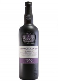 Taylor Fladgate 1969 Very Old Single Harvest Porto