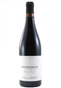Pascal Arnoux 2017 Bourgogne