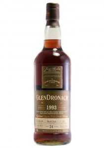 Glendronach 24 YR. Single Cask Single Malt Scotch Whisky