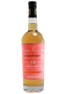 Bruichladdich 12 YR Alexander Murray Bottling Single Malt Scotch Whisky