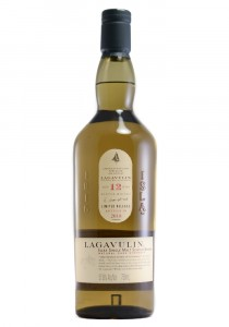 Lagavulin 12 Yr. Cask Strength Single Malt Scotch Whisky