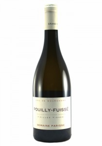 Domaine Parisse 2015 Pouilly Fuisse Vieilles Vignes