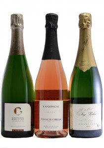 A six pack of Grower Champagne for Spring