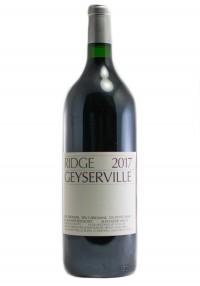 Ridge Vineyards 2017 Magnum Geyserville Red Wine