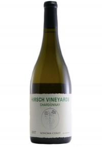 Hirsch Vineyards 2017 Sonoma Coast Chardonnay