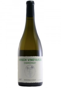 Hirsch Vineyards 2017 Sonoma Coast Chardonnay