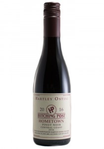 Hartley Ostini 2016 Half Bottle Hitching Post Hometown Pinot Noir