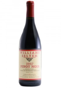 Williams Selyem 2017 Terra De Promissio Pinot Noir