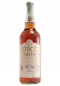Catoctin Creek Store Pick Rye Whiskey