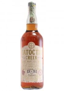 Catoctin Creek D&M Barrel Select Rye Whiskey