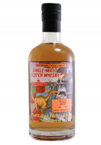 Aultmore 20 YR. Half Bottle Boutique Whisky Co. Single Malt Scotch