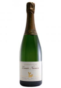 Louis Nicaise Brut Reserve Champagne