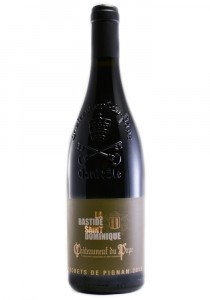 La Bastide Saint Dominique 2015 Chateauneuf du Pape