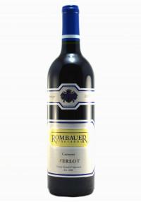 Rombauer Vineyards 2016 Napa Valley Merlot