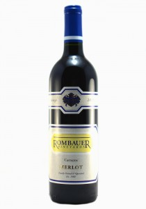 Rombauer Vineyards 2016 Napa Valley Merlot