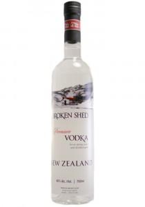 Broken Shed New Zealand Vodka