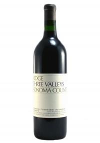 Ridge Vineyards 2017 Three Valleys Red Wine