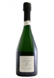 Nathalie Falmet 2011 Le Val Cornet Brut Champagne