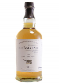 Balvenie 14Yr. Week of Peat Single Malt Scotch Whisky