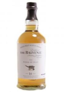 Balvenie 14Yr. Week of Peat Single Malt Scotch Whisky