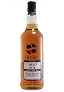Benriach 7 YR Octave Bottling Single Malt Scotch Whisky