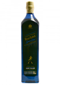 Johnnie Walker Blue Ghost & Rare Blended Scotch Whisky