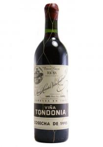 Lopez de Heredia 1995 Gran Reserva Rioja
