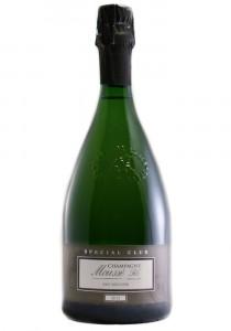 Mousse Fils 2012 Special Club Les Fortes Terres Brut Champagne