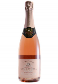 Paul Dethune Brut Rose Champagne