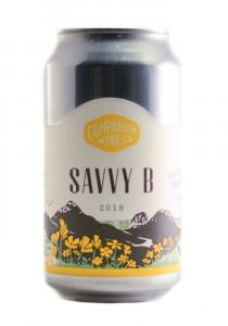 Campanion Wine Co. 2018 Savvy B White Wine