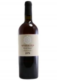 Rivesaltes 1979 Riveyrac Vin Doux Naturel