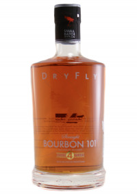 Dry Fly 4 YR. Straight Bourbon 101