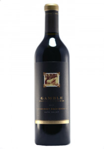 Gamble Family Vineyards 2015 Cabernet Sauvignon