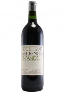 Ridge Vineyards 2017 East Bench Zinfandel