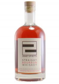 2Bar Spirits Straight Bourbon Whiskey