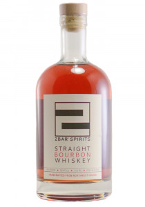 2Bar Spirits Straight Bourbon Whiskey