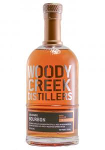 Woody Creek Colorado Straight Bourbon Whiskey