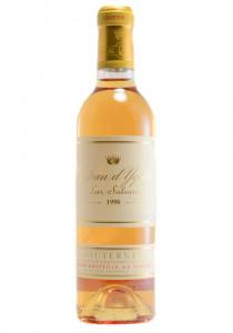 Chateau d'Yquem 1998 Half Bottle Sauternes
