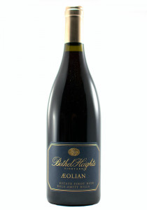 Bethel Heights Vineyard 2016 AEOLIAN Pinot Noir