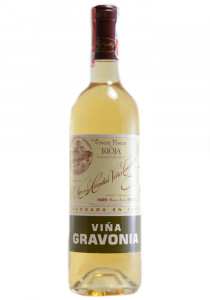 Lopez de Heredia 2010 Vina Gravonia White Rioja