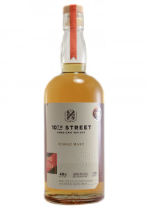 10th Street American Single Malt Whiskey